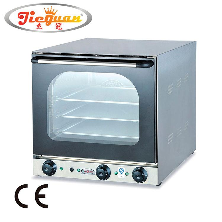 Electric perspective convection oven  1