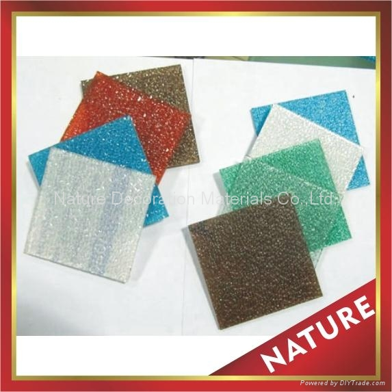 polycarbonate pc embossed sheet sheeting panel board plate 3