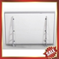 diy door window alu pc polycarbonate canopy Awning with Aluminium Alloy Bracket