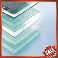 polycarbonate pc solid roof sheet