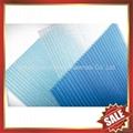 crystal pc hollow twin wall sheet sheeting panel plate board 2