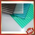 hollow multi wall pc polycarbonate roofing sheet sheeting panel board plate 2