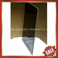 solid pc polycarbonate sheet sheeting panel board plate