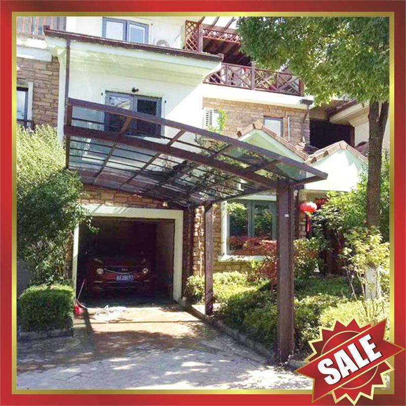 gazebo patio corridor balcony porch aluminium awning canopy shed shelter cover  4