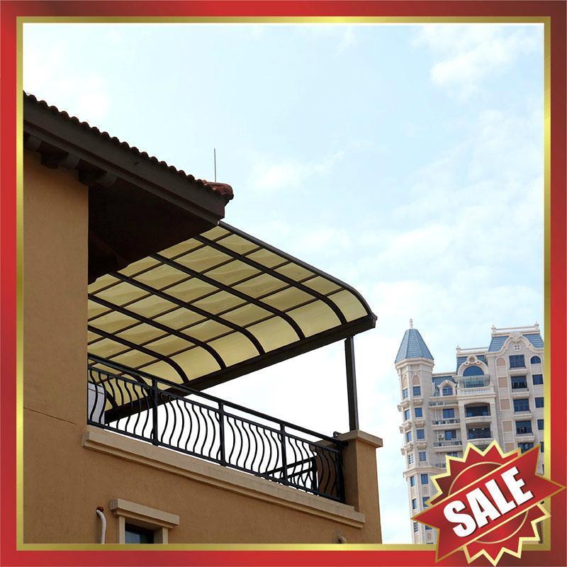 gazebo patio corridor balcony porch aluminium awning canopy shed shelter cover  5