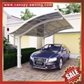 parking polycarbonate pc aluminum aluminum alloy carport car port shelter canopy