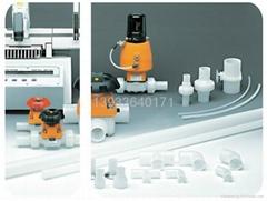 PVDF潔淨管路產品