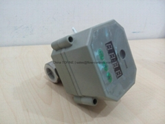 Timer control motorized ball valves in China
