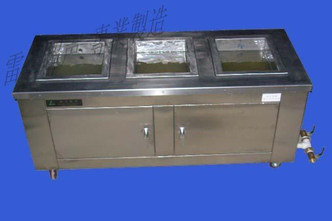 雷士多槽式超聲波清洗機 1