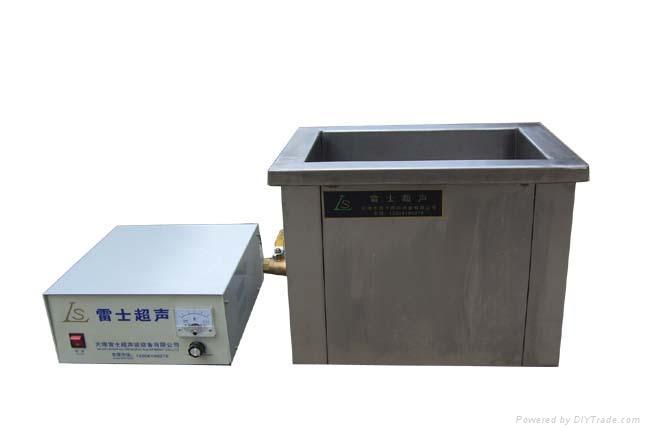無錫雷士單槽式標準超聲波清洗機 1