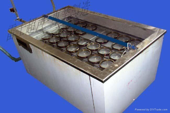 化纤行业专用超声波清洗机 1