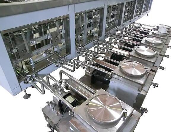 多頻率多功能多槽式超聲波清洗機 1