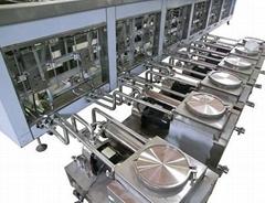 多频率多功能多槽式超声波清洗机