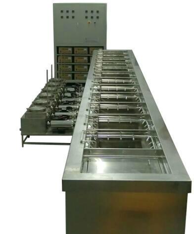 多频率多功能多槽式超声波清洗机 3