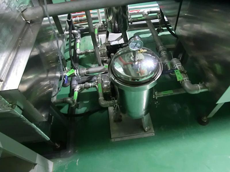 缸筒脱脂超声波清洗设备 2