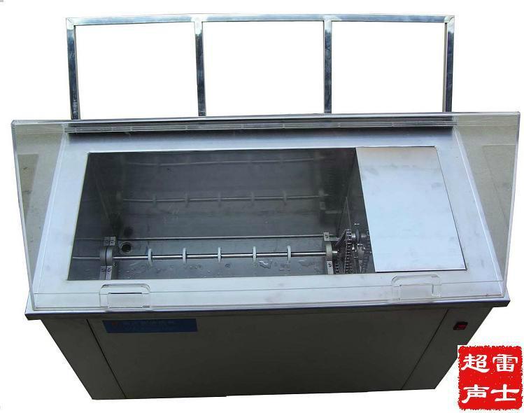 反沖洗式濾芯超聲波清洗機 1