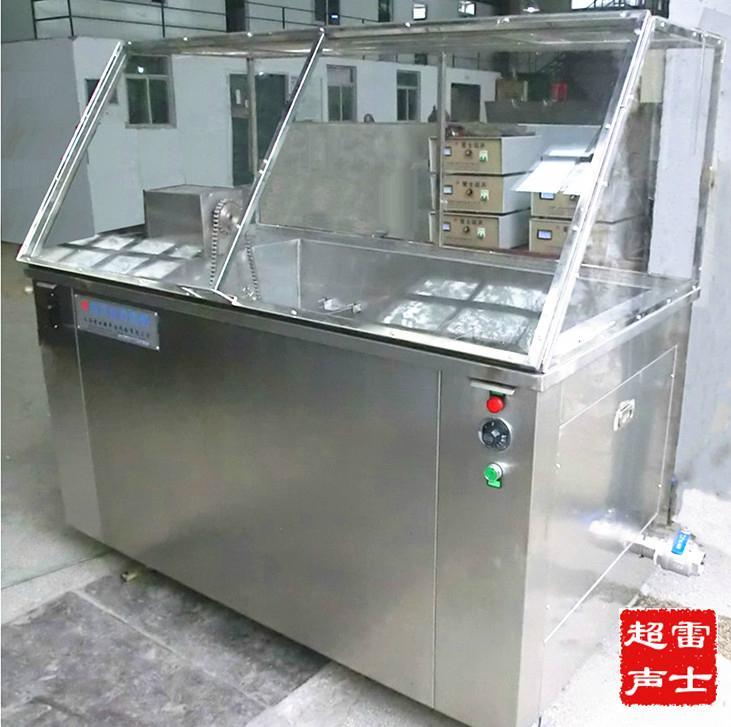 反沖洗式濾芯超聲波清洗機 2