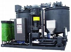 Bitumen modification plant (6t/h)