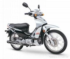 EEC motorcycle 125/100/50cc