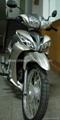 Motorcycle Legenda 110 cub scooter