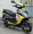 EEC scooter 50cc, 125cc, 150cc