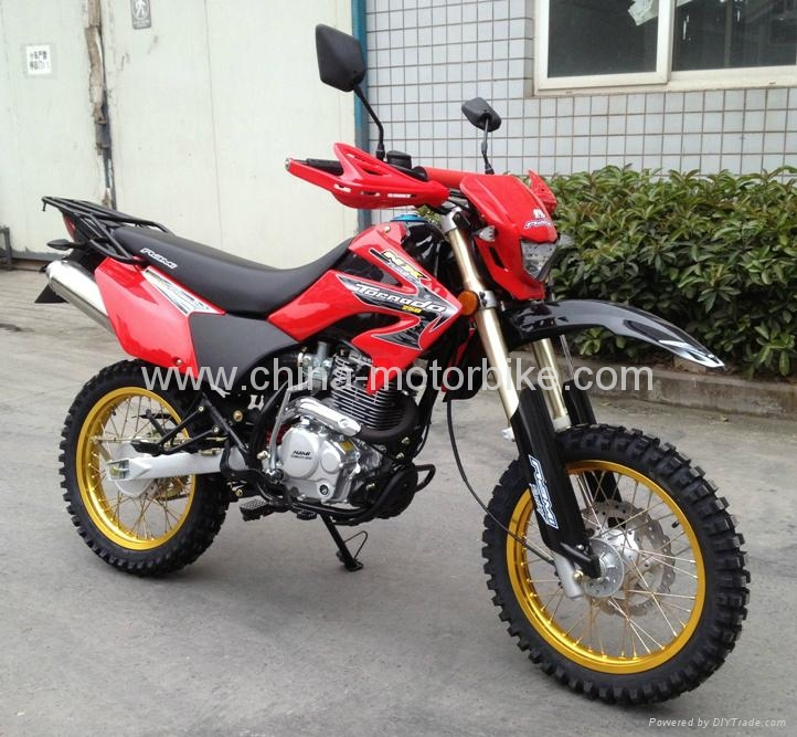2013 China New Dirt Bike Motocross Tornado 250 China Manufacturer