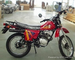 Dual purpose motorcycle Honda XL125