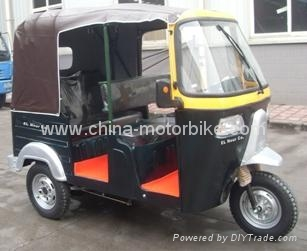 CNG 3 wheels rickshaw 1