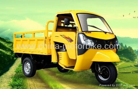 Heavy-Duty Diesel tricycle, Truck, mini truck 1