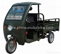 Electric Cargo Tricycle Mini Truck Pick-up