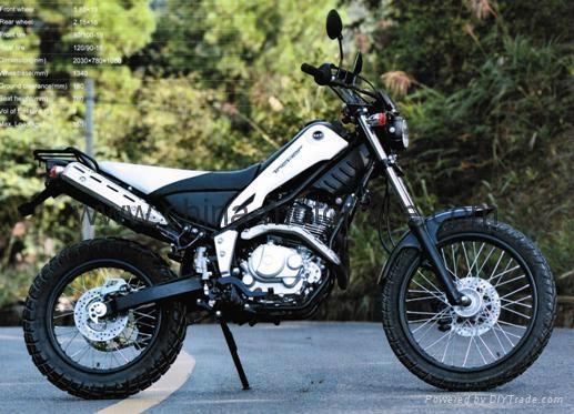 2015 China new dirt bike tricker250  1