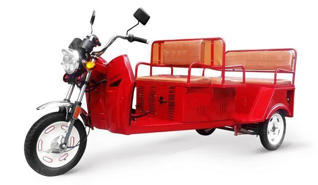 Hybrid Taxi Rickshaw Tuk Tuk 1
