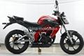 Naked racing bike duke 200,