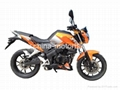 China Motorcycle 2015 KMT 200