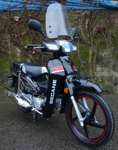 motorcycle 125cc 1