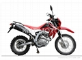 New Dual Sport motorcycle 2015