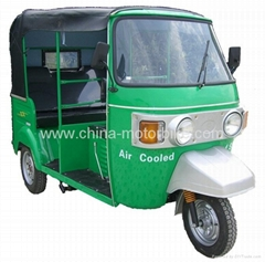 Taxi/Cargo dual purpose