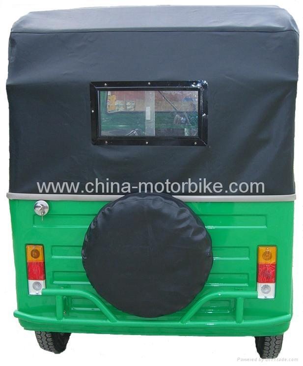 Taxi/Cargo dual purpose 2