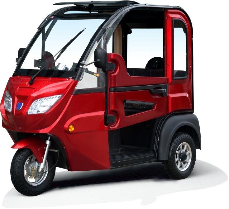 China Best Electric Rickshaw E Rickshaw K001 Kmt Oem China