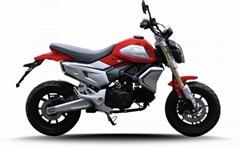 Mini racer bike 125cc