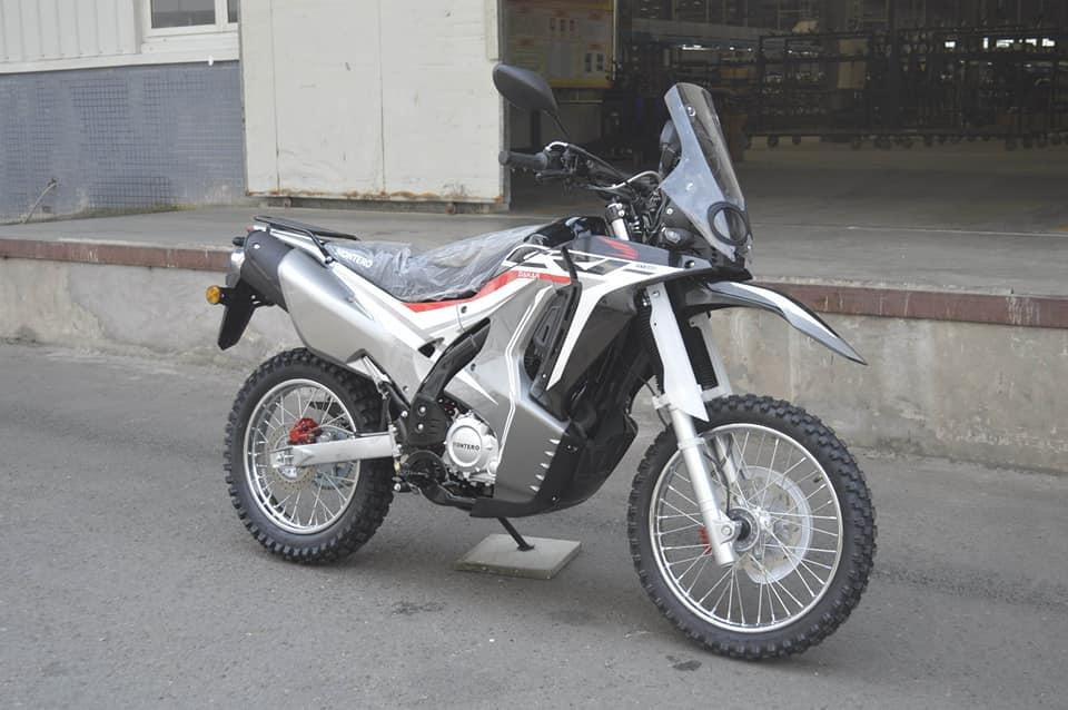 Motos 250cc motocross dirt bike 250 Adventure Africa