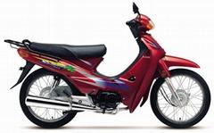 Cub motorcycles 100cc, 110cc