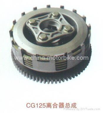 CG125 clutch