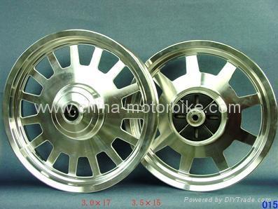 alloy rim 3.0x17 3.5x15