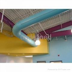 Fiber air hose