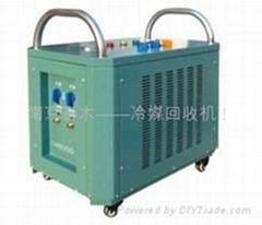 冷媒回收机,制冷剂回收加注机