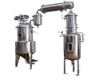 HSNS系列动态热回流提取浓缩罐 1
