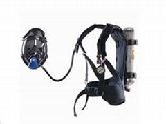 消防指揮員空氣呼吸器