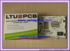 Xbox360 Xecuter LTU2 PCB Lite on hitachi lg DG-16D5S PCB repair parts