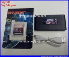 Sky3ds+ Sky3ds plus 3DS game card R4i3D R4i-SDHC B9S R4iSDHC